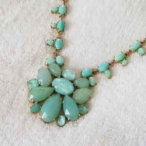 Kate Spade Seastone Sparkle Pendant Necklace